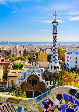 Barcelona Spain Packaged Tours